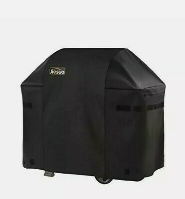 $ CDN37 • Buy JIESUO BBQ Gas Grill Cover For Weber Spirit And Spirit II 210: Heavy Duty Waterp