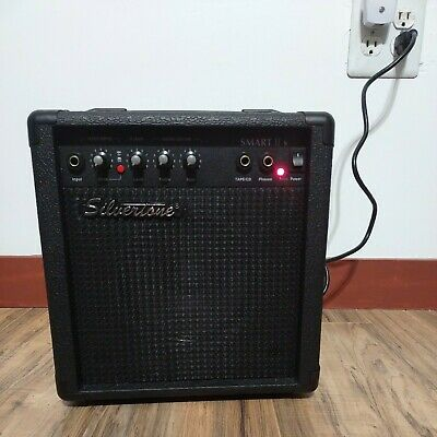 $ CDN71.34 • Buy Silvertone Smart IlS Guitar Amplifier Smart 2S  Practice Amp