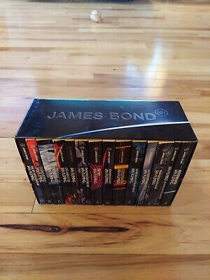 $149.99 • Buy Complete James Bond 007 Collection Box Set, Ian Fleming (14 Lot) (Penguin, 2002)