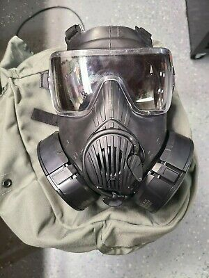 $550 • Buy AVON M-50 Gas Mask Large With Case/filters