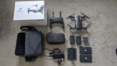 AU1050 • Buy DJI Mavic Air Fly More Combo Camera Drone - Black Onyx