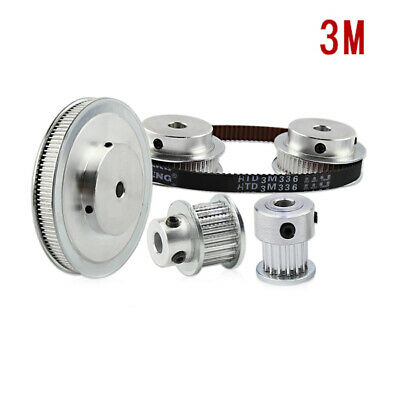 AU4.16 • Buy 3M 12T-150T Timing Belt Pulley Synchronous Wheel With Step For 10mm Width Belt