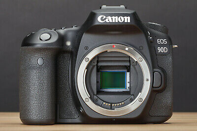 AU1599 • Buy Canon EOS SLR Camera Body Only Model 90D