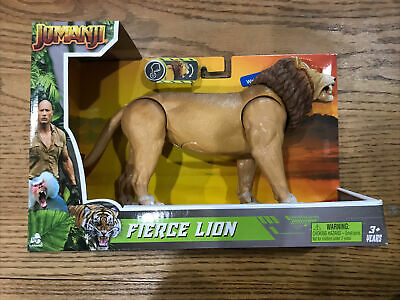 £10.79 • Buy Jumanji Fierce Lion With Realistic Sound And Head Movement
