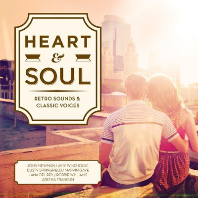 £1.90 • Buy Heart And Soul - Various Artists (CD) (2014)
