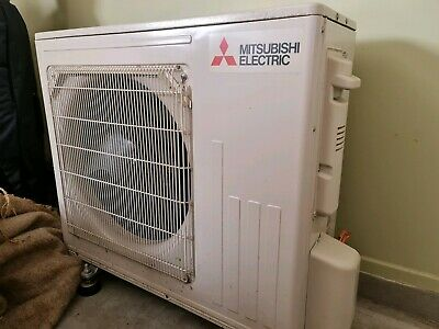 AU950 • Buy 5kW Mitsubishi Split System Air Conditioner With WiFi 10 Mths Old