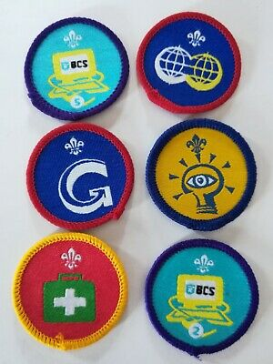£1 • Buy Pre 2015 Cub And Scout Activity Badges UK