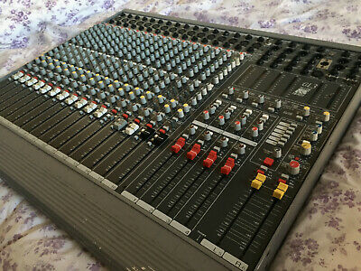 £250 • Buy Allen And Heath GL3 Mixing Desk With Flightcase And Power Supply