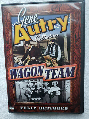 £7.24 • Buy Gene Autry Collection - Wagon Team (DVD, 2005)