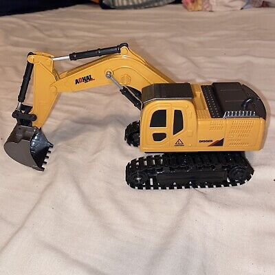 Remote Control Construction Vehicle Truck Digger RC Car Toy AOHAI DIGGER • 15.85£