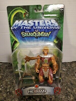 $34.99 • Buy Masters Of The Universe MOTU 200X SNAKE HUNTER HE-MAN MOSC