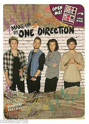 £8.69 • Buy Make-Up By One Direction Limited Edition Eyeshadow Lip Gloss Eye Pencil New Kit