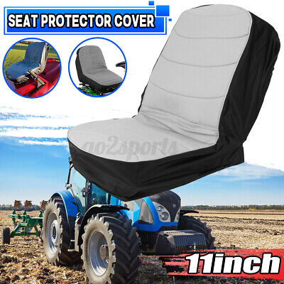 AU28.34 • Buy Tractor Seat Cover Lawn Mower Riding Comfort Pad Backrest Protector Waterproof