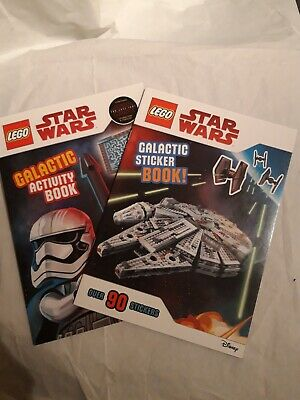 £2.50 • Buy Lego Star Wars Activity Book And Sticker Book, New.