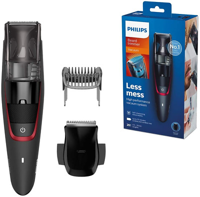 AU123.09 • Buy Philips Beard And Stubble Trimmer For Men, Series 7000, 20 Length Settings, 75 -