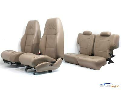$1785 • Buy Ford Explorer Sport Eddie Bauer Tan Leather Used Front Rear Seats 1995 - 2003