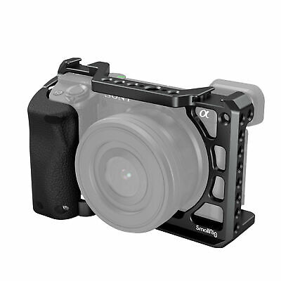 AU64.99 • Buy SmallRig Camera Cage + Silicone Handle For Sony A6100/ A6300 /A6400 3164
