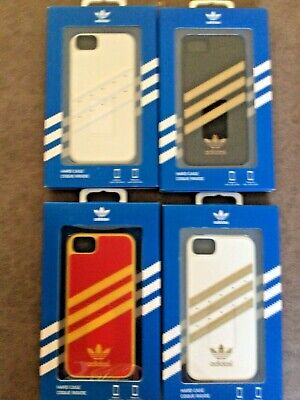 AU14.60 • Buy SET OF 4 X ADIDAS QUALITY PROTECTIVE HARD BACK CASE COVER FOR APPLE IPHONE 5 5S