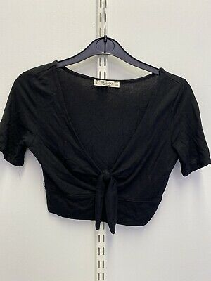 AU7.38 • Buy Pull And Bear Crop Top Size S