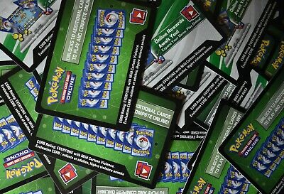 $0.99 • Buy POKEMON TCG ONLINE CODE CARDS - Unused -  Pick Your Set!  **EMAIL CODES**