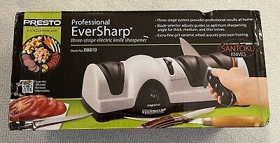 $ CDN71.43 • Buy Presto 08810 Professional Eversharp Electric Knife Sharpener NIB