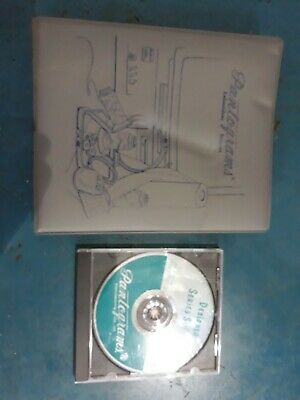 $40 • Buy Pantograms Designer Series Software For The Toyota Embroidery Machine