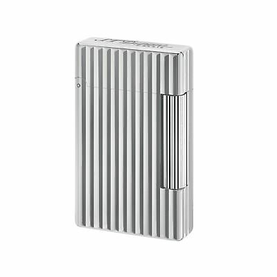 AU486.30 • Buy St Dupont S.T. Initial Lighter White Bronze Finish And With Yellow Flame 020802B