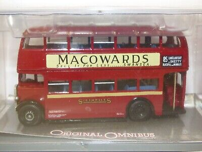 $ CDN17.15 • Buy Corgi O.O.C. / A.E.C. Regent - South Wales Transport Double Decker Bus