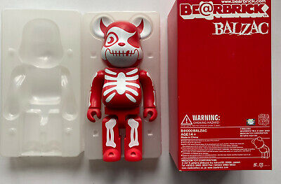 $230.65 • Buy BALZAC Horror Atom-Age Medicom Bearbrick 400% From 2006! Brand New