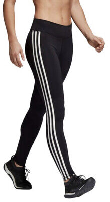 AU25 • Buy ADIDAS Believe This 3 Stripes Black Tights Size XS #18762