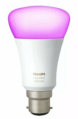AU79.95 • Buy Philips Hue - White And Color Ambiance - Extension Bulb - Single - (B22)