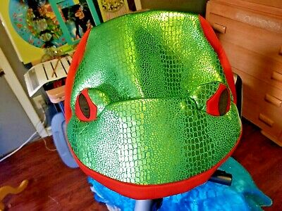 Wishcraft Tree Frog Costume  Size 6; Womans Xs Or Child's Xl-see Measurements  • 11.59£