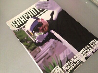 £9.88 • Buy GRAPHOTISM GRAFFITI MAGAZINE ISSUE 32 SPECIAL COLLECTORS EDITION URBAN ART Cheap