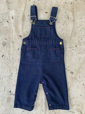 AU31.88 • Buy Vintage 60s/70s Stantogs Health-Tex Childs 24 Month Overalls