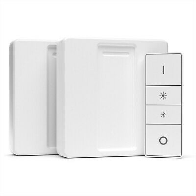 AU21.45 • Buy IYOKI Philips Hue Light Switch Cover Single Philips Hue Dimmer Switch (2-Pack)