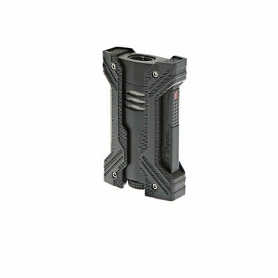 AU302.29 • Buy St Dupont S.T. Lighter Defi Extreme Xxtreme In Black Torch Double Flame 021600