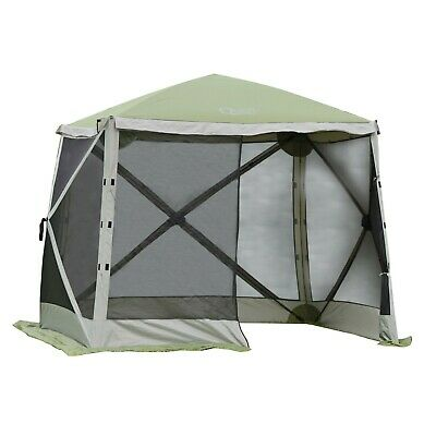 Quest Instant Screen House 4 - Pop Up Gazebo Tent Sun Shelter - 2021 • 219.99£