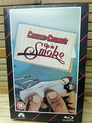 £12.99 • Buy Cheech And Chong - Up In Smoke - Limited Edition DVD + Blu-Ray RARE Amazing Film