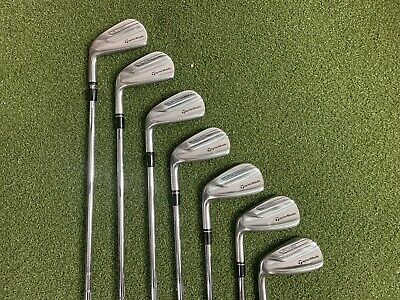 Taylormade P-790 Iron Set 4-PW+AW NS Pro 950 Regular Steel Mens LH • 713.76£