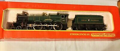 £88 • Buy 478 Vintage Hornby R759 'Albert Hall' 4983 In GWR Green.Boxed Excellent Cond