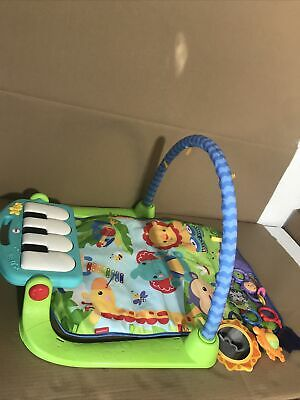 £22.39 • Buy Fisher Price Kick And Play Piano Gym - Baby Infant Music Game Develop Toy