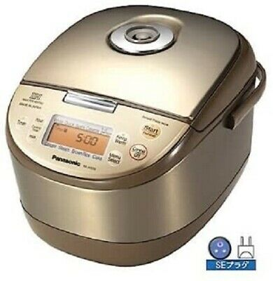 £398.23 • Buy Panasonic IH Rice Cooker SR-JHS18-N 10CUP 220V Tracking Number NEW