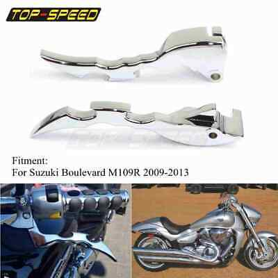 $17.67 • Buy For Suzuki Boulevard M109R Blade Front Brake & Clucth Lever Hand Levers 2009-13