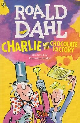 £4.99 • Buy Rahl Dahl Charlie And The Chocolate Factory *brand New* Free P&p Willy Wonka