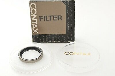 $ CDN42.45 • Buy 【near MINT BOXED】CONTAX P FILTER 30.5mm For TVS , T3 W/ Case  JAPAN #64a3