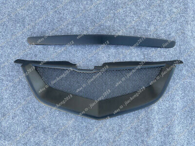 $195 • Buy For Acura TL 04 05 06 07 08 Mesh Shark Mouth Front Grill - Black