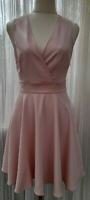 AU16.95 • Buy Forever New Ladies Nude/Pink Dress Size 6 Perfect Condition