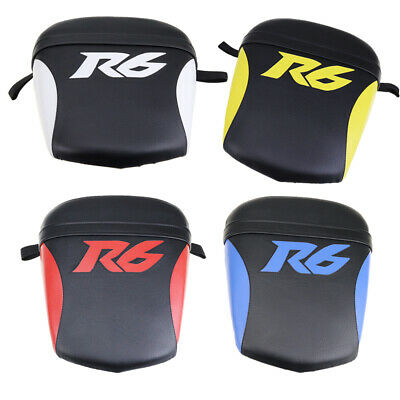 $36.59 • Buy Motorcycle Rear Passenger Seat Pillion Fit For Yamaha YZF R6 YZF-R6 2003-2005