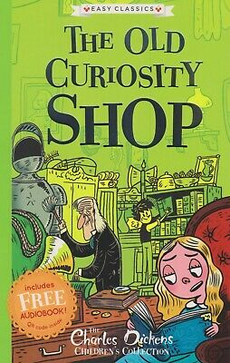 £3.99 • Buy Charles Dickens The Old Curiosity Shop By *brand New* Free P&p Rrp £6.99