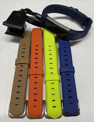 $ CDN42.49 • Buy Fitbit ALTA HR Wristband Activity Tracker FB408 Size  Large Bands
